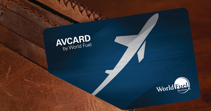 AVCARD by World Fuel